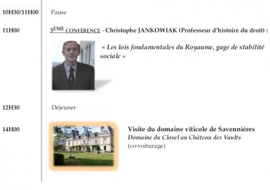 université saint-louis,angers,juillet 2011,imb